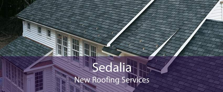 Sedalia New Roofing Services
