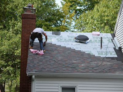Best New Roof Installation in Clarksburg
