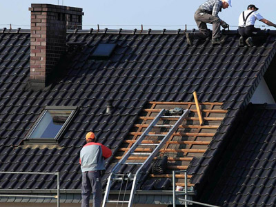 Complete Roofing Solution in Mount Liberty