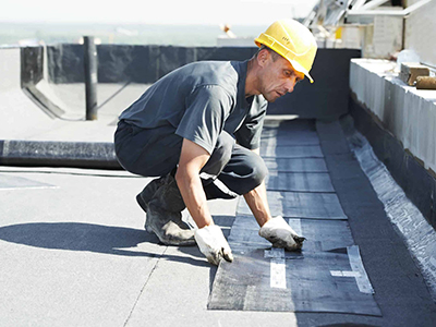 commercial roof repair in Columbus