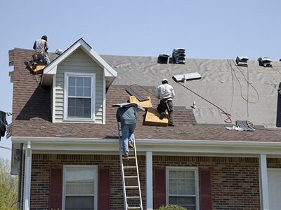 residential roofing service in Columbus