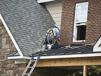 residential roofing contractor in Columbus